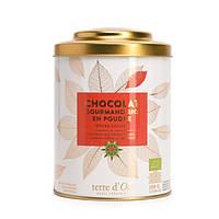 Органический травяной тизан с кусочками какао-бобов, клюквы и кокоса «Рождественская коллекция» 100г