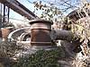 Крышка разгрузочная цементной мельницы