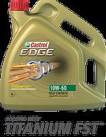 "Масло моторное синтетическое ""CASTROL"" EDGE 10W60 4L"