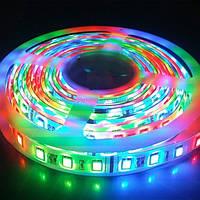"""Dilux -  Светодиодная лента """"Бегущая волна"""" RGB 5050 54LED/m RW 3LED (IP65) Magic strip, влагозащищенная"""
