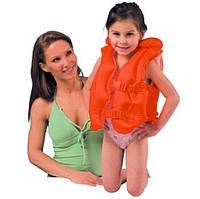 Жилет 58671 надувной, для детей от 3 до 6 лет
