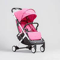 Прогулочная коляска Yoya Plus Розовая (670064932)
