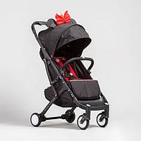 Прогулочная коляска Yoya Plus Минни Маус с черной рамой (670064795)
