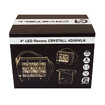 4″ LED-панель Crystall — 4D30WLN, фото 3