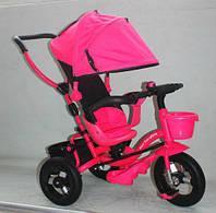 Велосипед 3-х колес AT0103  надувные колеса