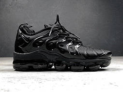 Кроссовки Nike Vapor Max TN Black. Топ качество! Живое фото (Реплика ААА+)