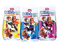 Шоколадные конфеты Mister Choc Czekoladowe misie 210 г