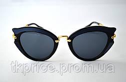 Женские стильные солнцезащитные очки  Aedoll 1561, фото 3