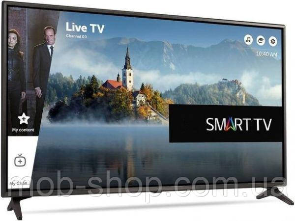 "Телевизор JPE 32"" Smart TV, WiFi, 1Gb Ram, 4Gb Rom, T2, HDMI, Android 4.4"