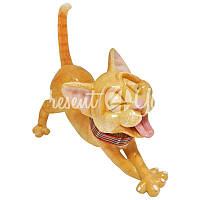 Фигурка кошка «Тайгер» h-12 см.