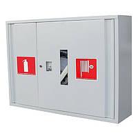 Шкаф пожарный встроенный (с задней стенкой) 700х900х230