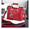 Sdruiao сумка для Для женщин 2018 с ручкой через плечо цвет красный