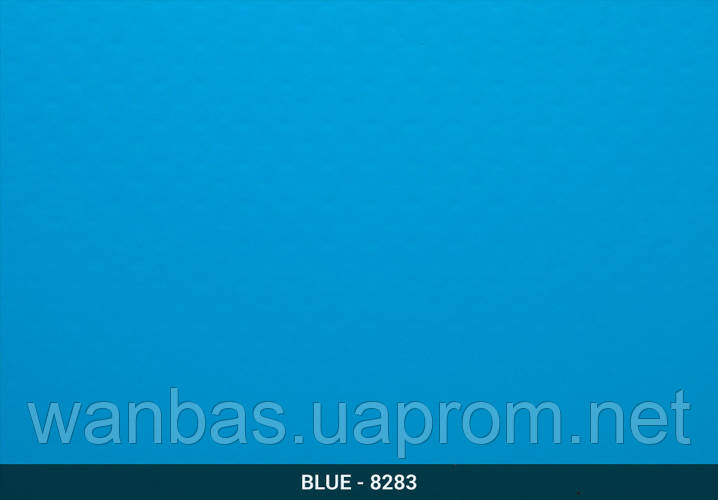 Армированная пленка  для бассейна OgenFlex (голубая) шириной 2,05 м для гидроизоляции и отделки бассеина