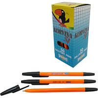 """Ручка шариковая 51-CorvBl """"Korvina"""", чёрный, 50 шт. в упаковке (Y)"""