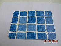 Армированная пленка  для бассейна OgenFlex (мозаика) шириной 1,65 м для гидроизоляции и отделки бассеина  , фото 1
