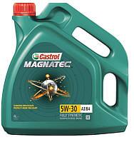 "Масло моторное синтетическое ""CASTROL"" Magnatec 5W30 A3/B4 4L"