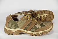 Тактические кроссовки женские из натуральной кожи SB КРОСС енерджи