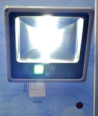 Светодиодный прожектор Slim Bellson 30W IP66