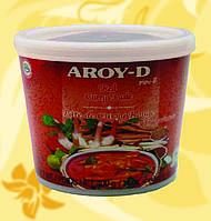 Червона карі паста, Aroy-D, 400 г, Мо