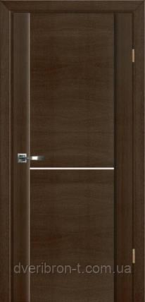 Двери Брама 38.1 дуб венге, фото 2