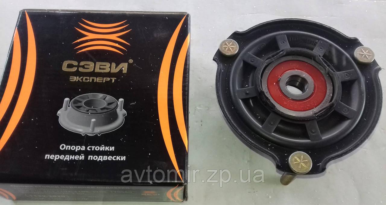 Опора переднего амортизатора (стойки) Заз 1102-1105,Таврия,Славута Sevi (передел. с 2108)