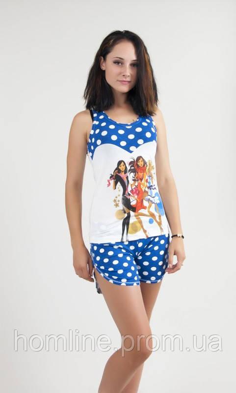 Домашняя одежда Lady Lingerie комплект 7165 M
