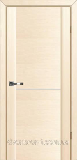 Двері Брама 38.1 ясен вибілений