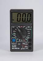 Цифровий мультиметр (DT700C) зі звуком + температура