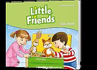 Учебник Little Friends, Susan Iannuzzi   Oxford