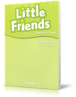 Книга для учителя Little Friends, Susan Iannuzzi   Oxford