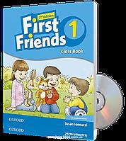 Учебник с диском First Friends 1 второе издание, Susan Iannuzzi | Oxford