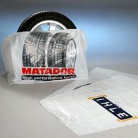 Пакеты для шин 100Х110 см (22 микр.)упаковка 250 штук