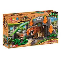 Конструктор JDLT 5246 динозавр