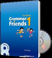 Учебник с диском Grammar Friends 1, Tim Ward | Oxford