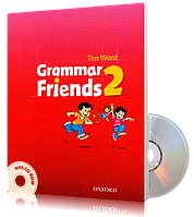 Учебник с диском Grammar Friends 2, Tim Ward | Oxford