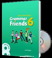 Учебник с диском Grammar Friends 6, Tim Ward | Oxford
