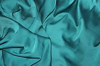 Зеленый необыкновенный.Ткань шелк армани  (плотный цвет), фото 1
