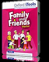Программа занятий  Family and Friends Starter на DVD, Naomi Simmons | Oxford