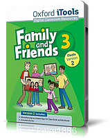 Программа занятий Family and Friends 3 на DVD, Naomi Simmons | Oxford