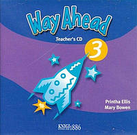 Аудио-диск «Way Ahead», уровень 3, Printha Ellis and Mary Bowen | Macmillan