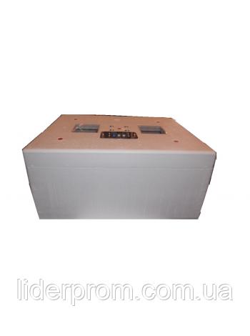 Инкубатор Несушка М 76, Экспортная модель, автоматический на 76 яиц, ТЭН, вентилятор, 220 В/ 12 вольт