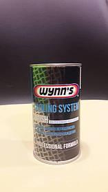 Промывка радиатора охлаждения двигателя WYNN'S COOLING SYSTEM FLUSH 325мл - промывка радиатора без снятия
