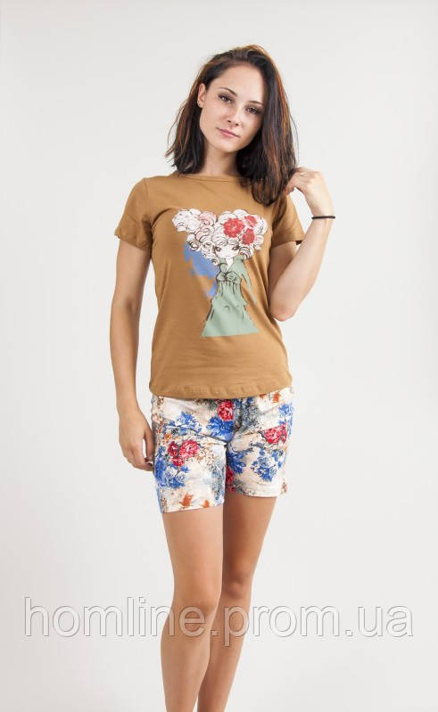 Домашняя одежда Lady Lingerie комплект 7182 L