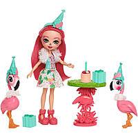 Набор Развлечения на природе Праздник Фламинго Enchantimals , фото 1