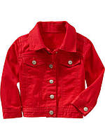 Детская джинсовая курточка на девочку Old Navy