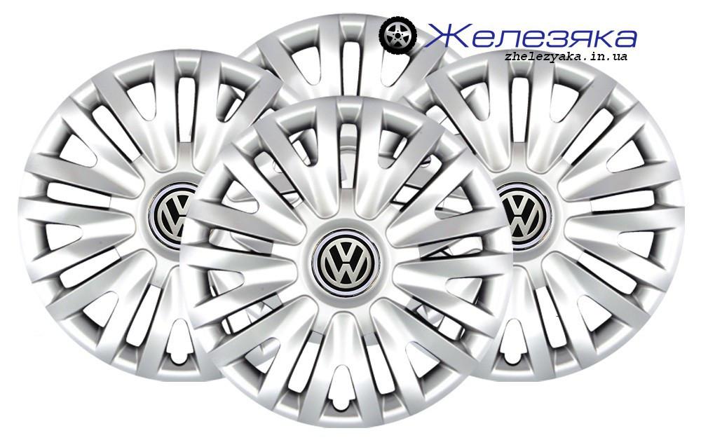Ковпаки на колеса R15 SKS/SJS №313 Volkswagen