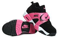 Баскетбольная кроссовки Nike AIR VEER GS black-pink