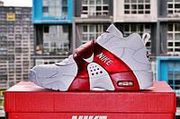 Баскетбольная кроссовки Nike AIR VEER GS white-red