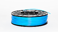 CoPET (PETg) пластик для 3D печати,1.75 мм 0.75 кг, голубой