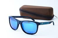 Солнцезащитные очки Ted Browne квадратные синие